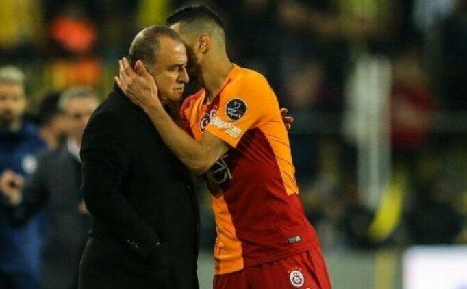Galatasaray'da Belhanda planları değişti