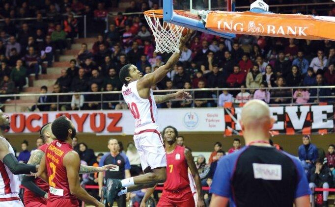 Gaziantep Basketbol sezonun ilk yarısından memnun