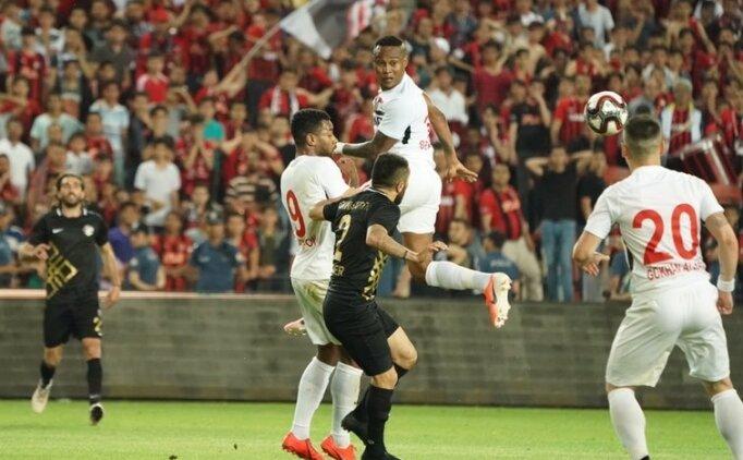 Osmanlıspor-Gazişehir Gaziantep maçının stadı değişti