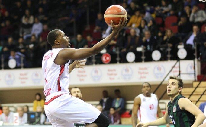Gaziantep Basketbol, Adatıp Sakarya'yı rahat geçti