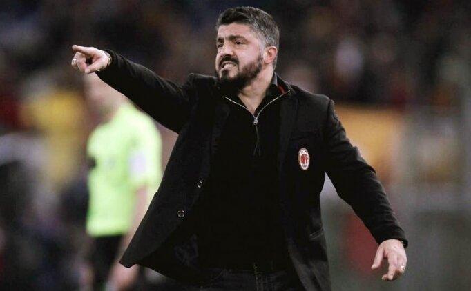 Milan'da Gattuso'nun kaderi belli oluyor!