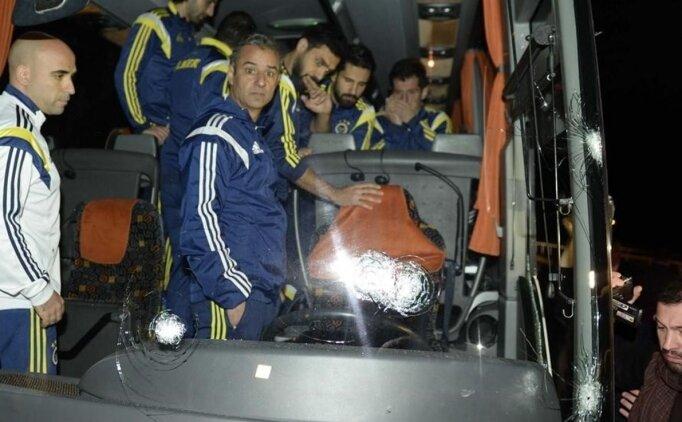 Fenerbahçe otobüsüne yapılan silahlı saldırıda sır perdesi aralandı