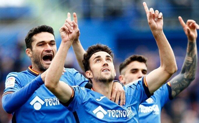 Getafe'nin Şampiyonlar Ligi inadı sürüyor!