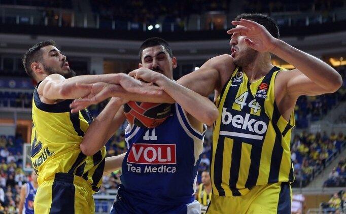 Fenerbahçe'ye son 5 dakika yetti