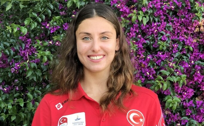 Milli triatlet Esra Nur'un olimpiyat kotası mücadelesi