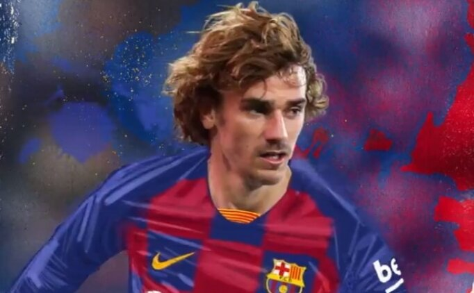 Barcelona, Griezmann transferini açıkladı!