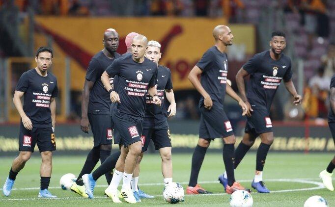 Galatasaray'da 4 değişiklik birden!