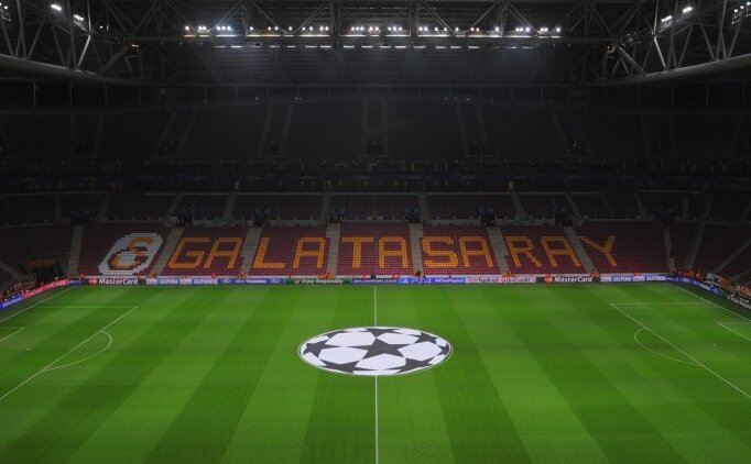 Santra yapmadan Galatasaray'a 35.25 milyon €