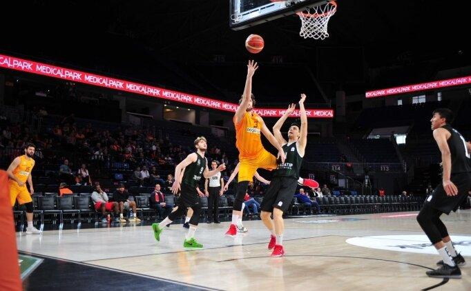 Galatasaray taraftarından EuroLeague harekatı!