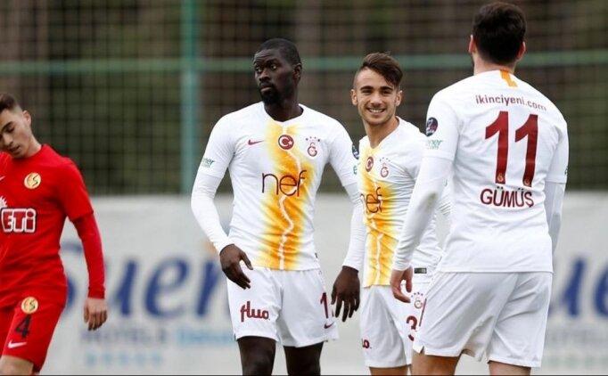 Galatasaray, Boluspor'a konuk oluyor