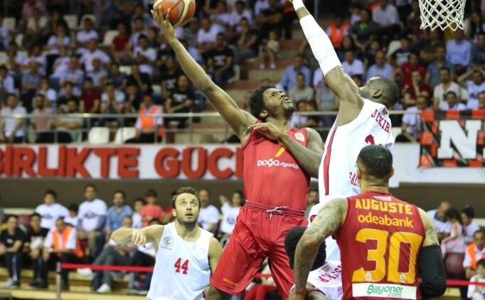 Galatasaray, Gaziantep deplasmanında eli boş döndü