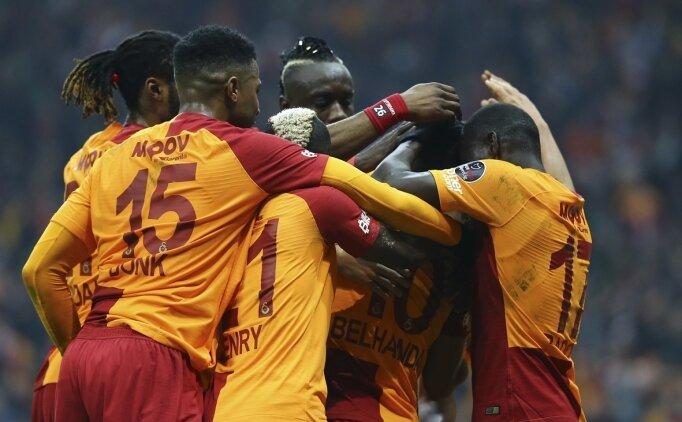 Belhanda şov yaptı, Galatasaray kazandı