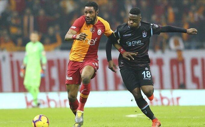 Trabzonspor-Galatasaray rekabetinde 128. randevu