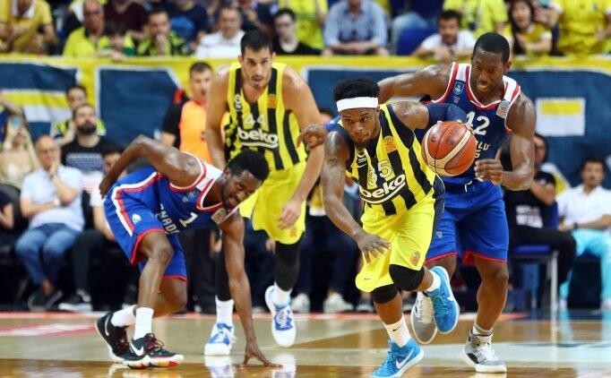 Anadolu Efes - Fenerbahçe Beko serisinde 5. randevu