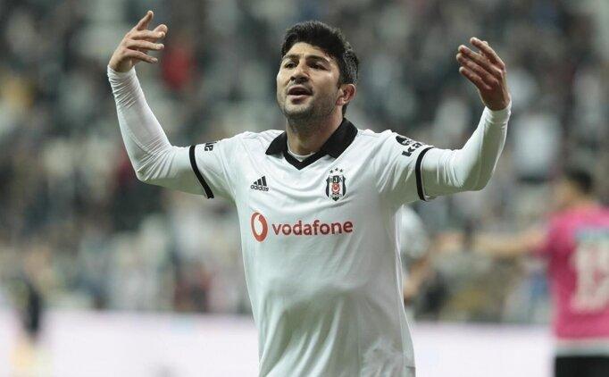 Beşiktaş'tan Braga'ya farklı kadro
