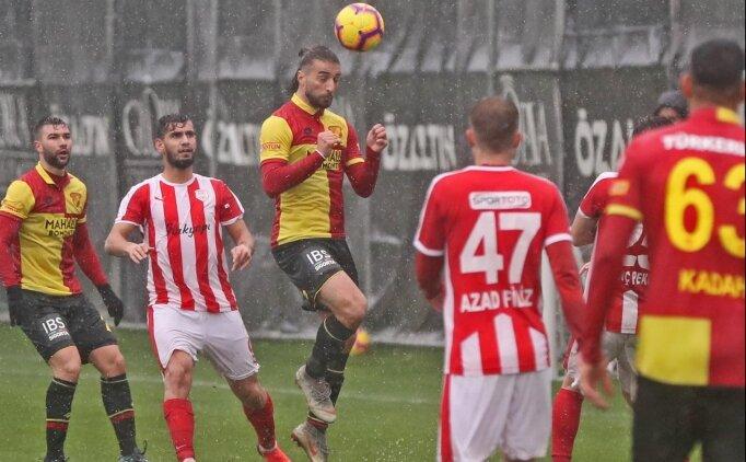 Göztepe 4 eksikle Antalyaspor deplasmanında