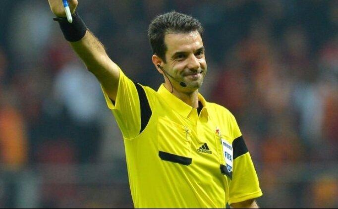 Basel-Trabzonspor maçını Aleksandar Stavrev yönetecek
