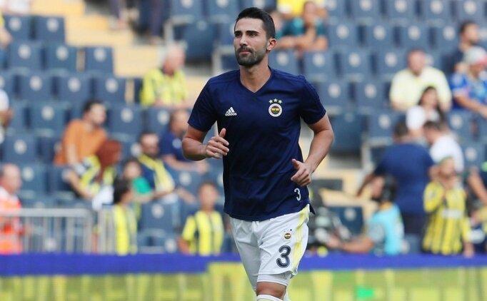 Fenerbahçe'de maça dakikalar kala sakatlandı