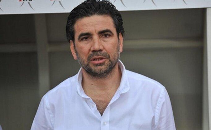 Erzurumspor'da Osman Özköylü işi yattı