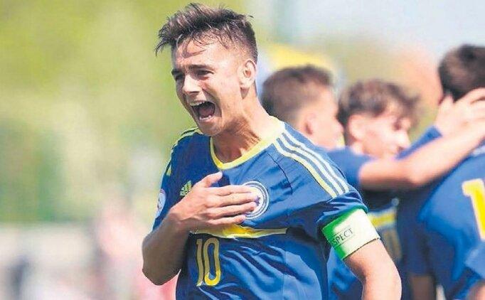 Beşiktaş, 18'lik Ajdin Hasic'e kavuşuyor