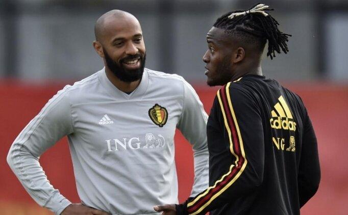 Monaco'da Henry, Batshuayi transferi için konuştu