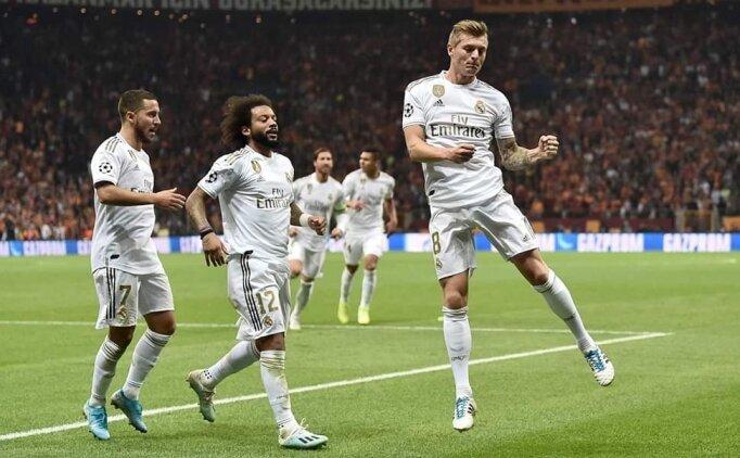 Toni Kroos: 'Önemli bir zafer kazandık'