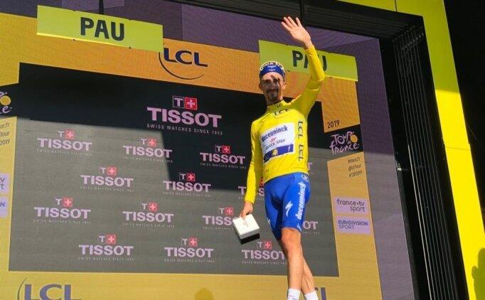 Fransa Bisiklet Turu'nun 13. etabı tamamlandı