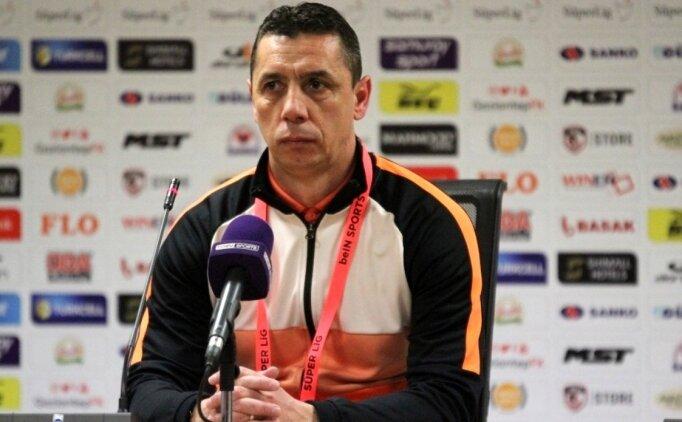 Gabriel Margarit: 'İkinci yarı yaptığımız değişikliklerle maçı kazandık'