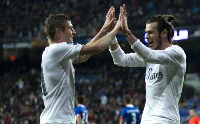 PSG'den Bale-Isco-Kroos üçlüsü için dev harekat!