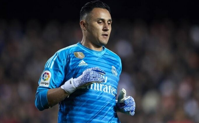 Keylor Navas elde kaldı! Real Madrid'e teklif yok