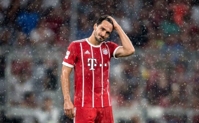 Mats Hummels, Dortmund'a geri döndü!