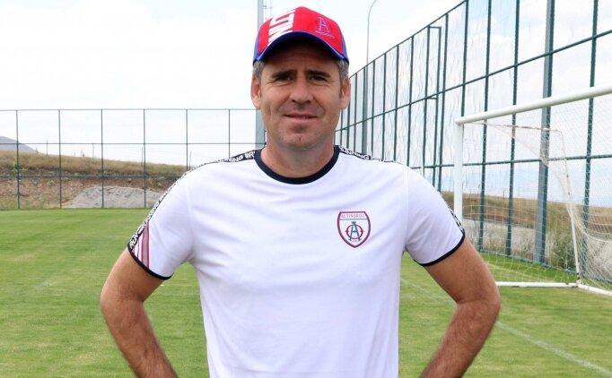 'Altınordu Türk futboluna genç kazandırmayı sürdürecek'