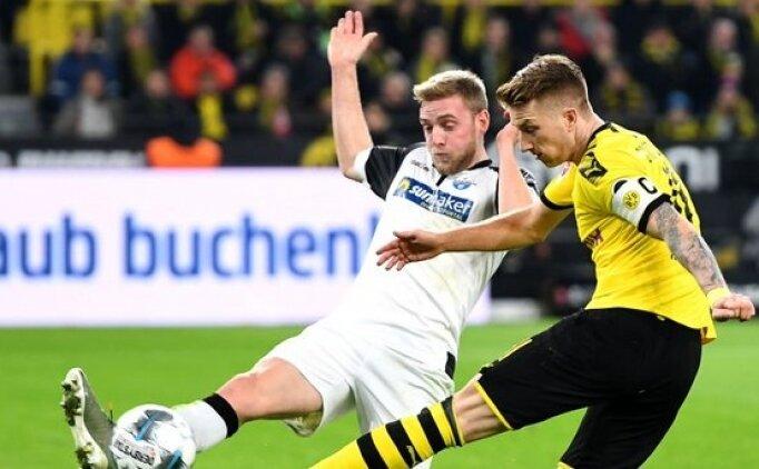 Dortmund, kabustan geç uyandı