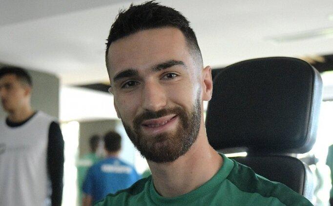 Riad Bajic: 'Konyaspor'u özlemişim'