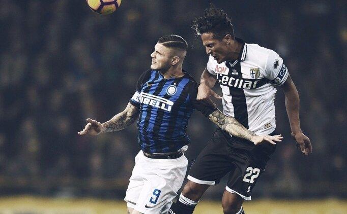 Inter, zorlu Parma virajında tek golle güldü!