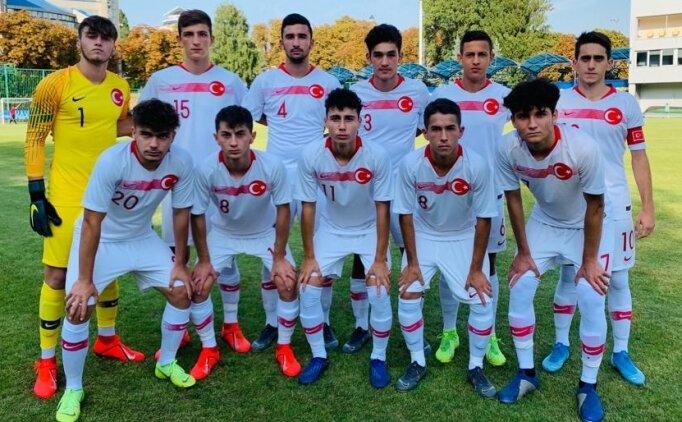 Türkiye,  UEFA ASSIST U17 Yaş Altı Futbol Turnuvası'nda yarışacak