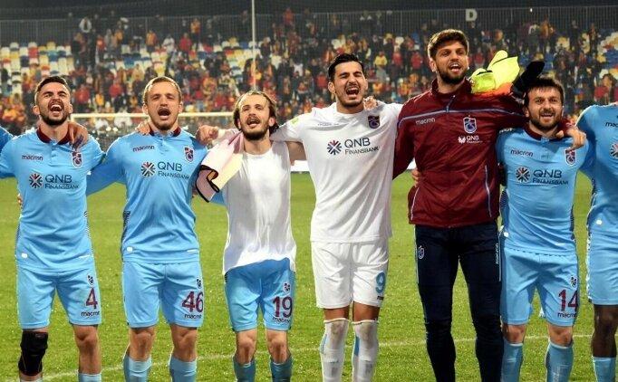 Trabzonspor'da gençlik ateşi