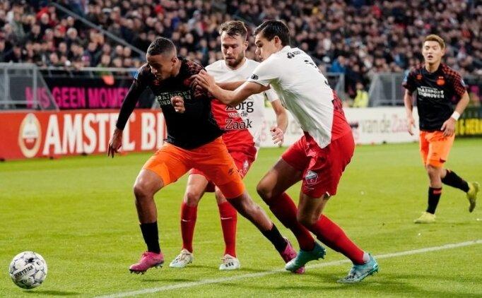 PSV Eindhoven'a ligde 3 gollü şok!