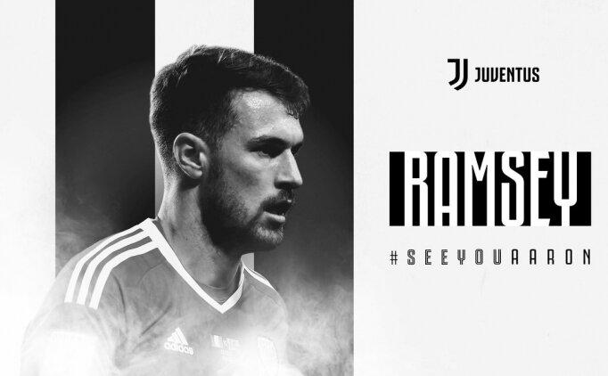 Juventus, Ramsey transferini açıkladı!