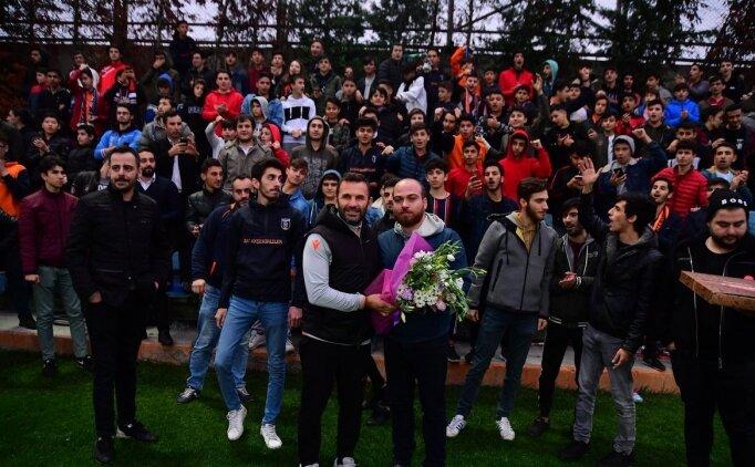 Başakşehir'de Roma maçı hazırlıkları