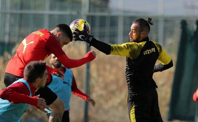 Göztepe, Fenerbahçe'ye 3 eksikle çalıştı
