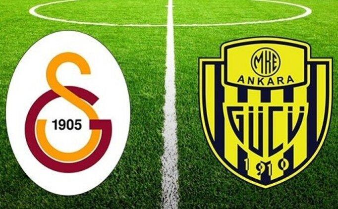 GS Ankaragücü maçı özeti izle, Galatasaray maçının gollerini izle (beİN Sports)