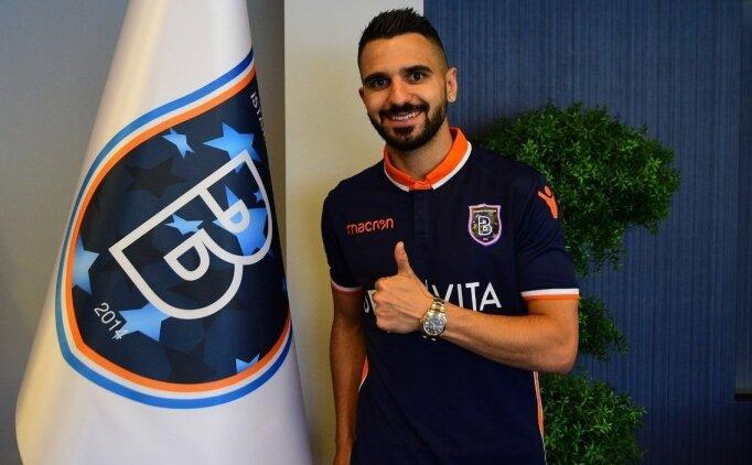 Başakşehir ilk transferini resmen açıkladı