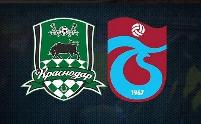 Krasnodar Trabzonspor maçı canlı şifresiz izle (bein sports izle)