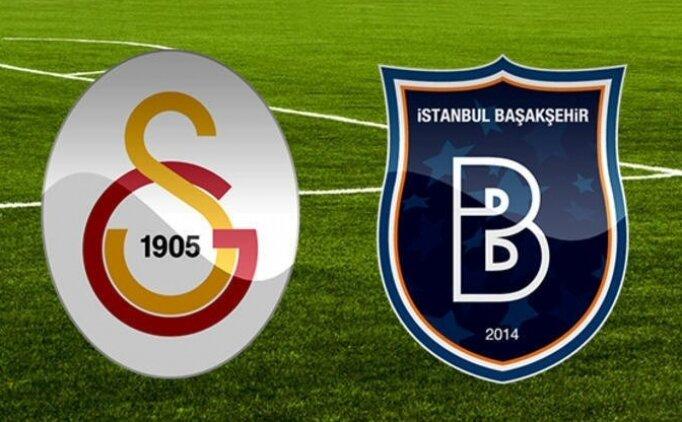 Galatasaray Başakşehir maçı özet izle (bein sports)