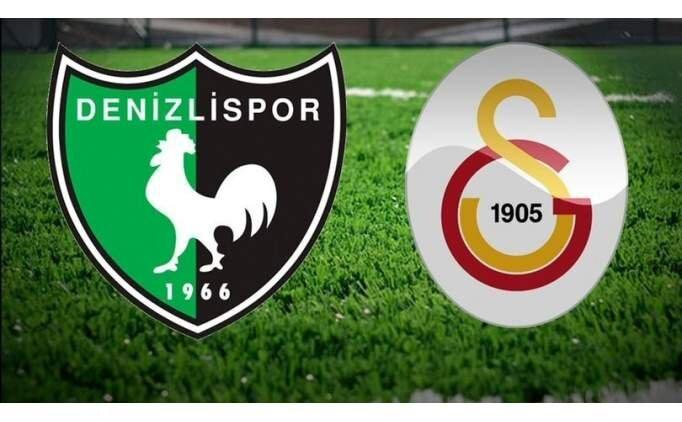 ÖZET|  Denizlispor Galatasaray maçı özet izle, Galatasaray maçı golleri