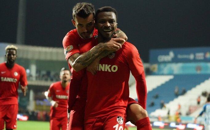 Kasımpaşa'da çılgın maç! 7 gol oldu, Gaziantep FK kazandı