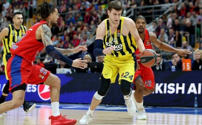 Fenerbahçe, Rusya'da sonunu getiremedi