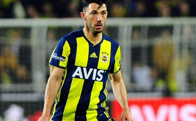 Beşiktaş taraftarından, Tolgay Arslan'a gönderme