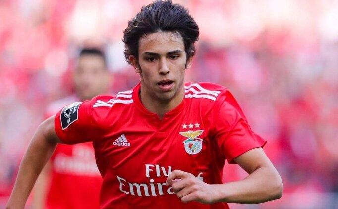 Joao Felix, 120 milyon euroya gidiyor!